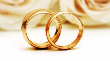 Marriage, based on new research, will make you happy for the rest of your life.