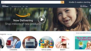Amazon Australia is open for business.