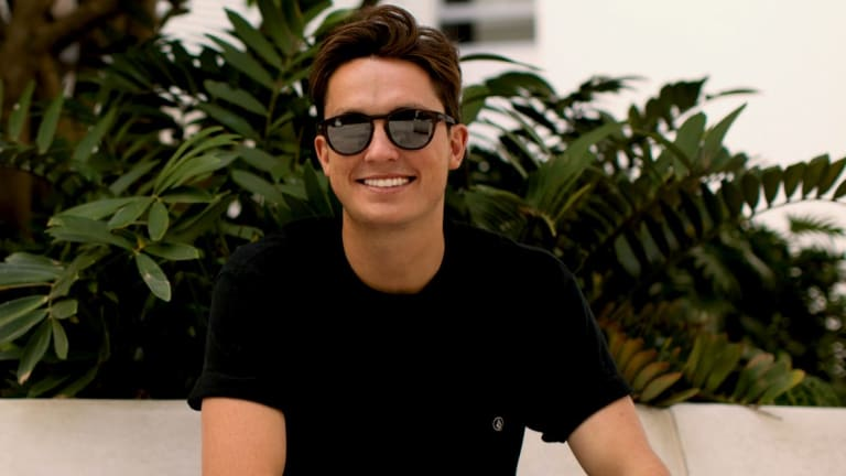 Scotty James for Oakley.