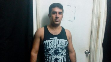 Witness Benham Satah  says he has not left his room since hearing of Kaluvia's escape.