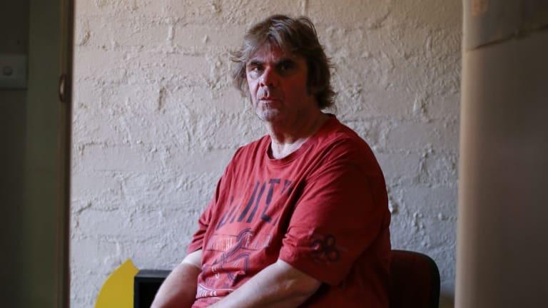 Janusz Skarbek, an abused victim who went to Xavier College.
