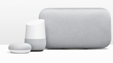 The small Home Mini will be joining the regular Google Home in Australia. The also-announced high-end Home Max will not. At least for now.