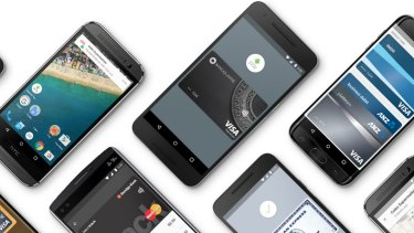Google launches Android Pay in Australia