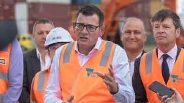 Premier Daniel Andrews says the tunnel will built the project would go ahead even if it does not receive planning approvals.