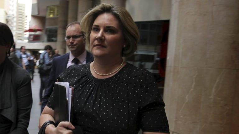 NSW Liberal Senate candidate Hollie Hughes.