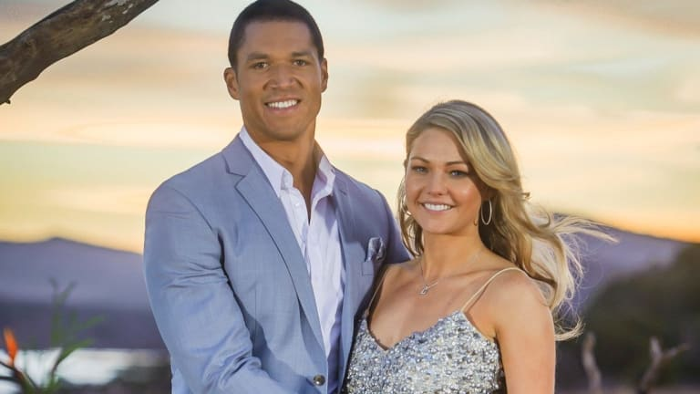 worst weekend of my life blake garvey opens up about the bachelor