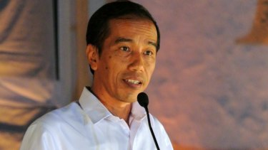 Indonesian President Joko Widodo's double standard on the death penalty is reprehensible, and utterly illogical.