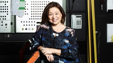 ABC boss Michelle Guthrie called for the removal of the piece from Quadrant.