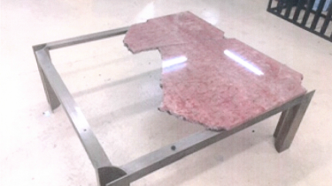 It was cleaners who had to deal with the aftermath of a wild party in the prime ministerial suite on the night Tony Abbott was rolled by Mr Turnbull that resulted in a broken marble coffee table.