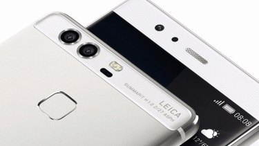 Made in conjunction with Leica, the P9's camera is a standout.