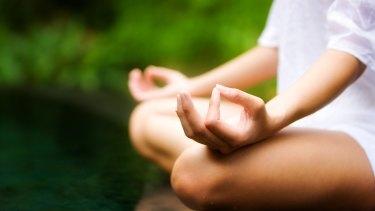 Literally transformative: Meditation.