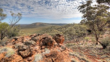 The state government is being urged to protect the Helena and Aurora Range from mining.