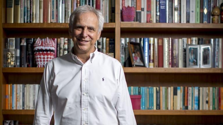 Mark Rubbo, owner of Readings books.