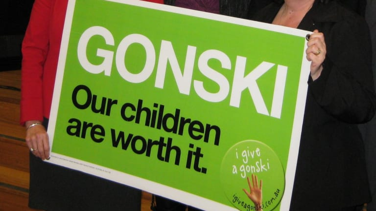 To deliver the principles of Gonski would be the triumph of intelligent, unifying and positive leadership that the Turnbull government so badly needs.