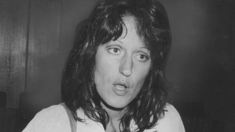 Germaine Greer in 1972.