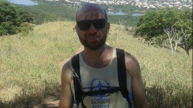 Bruce Scholz Macedo has been found living in Brazil.
