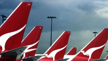 Under a cost-cutting plan, Qantas has cut 4000 of the 5000 jobs targeted by 2017.