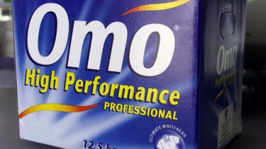 Omo laundry powder is one of the brands alleged to have been involved as part of the cartel.