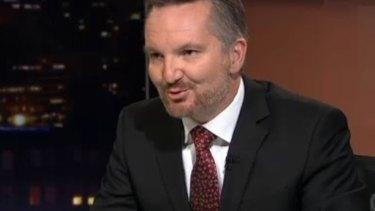 Shadow Treasurer Chris Bowen on Lateline