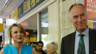 Kristina Keneally is Labor's candidate to go against John Alexander of the Liberal party.