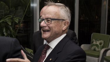 Among the new school's backers is high-profile businessman Tony Shepherd.