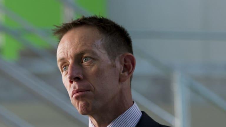Education Minister Shane Rattenbury says the new withdrawal-space policies strike the right balance.