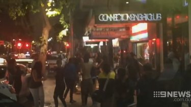 Connections is one of many venues in Northbridge where measles may have been contracted.