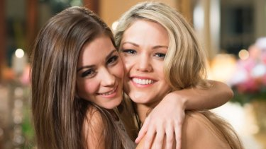 Sam Frost and Lisa Hyde BFFs no more? Trouble in Bachelor bestie