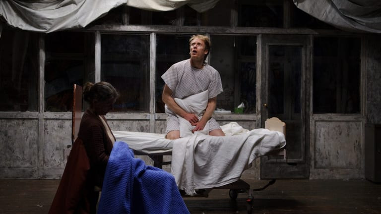 The cast shines in a brilliant rendition of Angels in America.