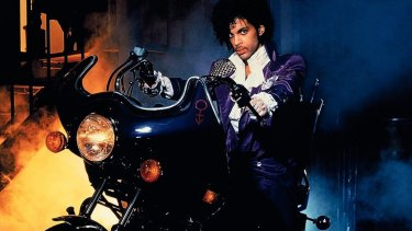 Now Prince has ridden out of our lives.