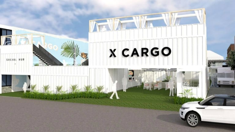 X Cargo has been approved by Brisbane City Council.