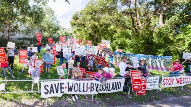 Concern for the natural environment was significantly more valued than any other attribute in Turrella and Bardwell Park, an area close to the Wolli Creek Regional Park.