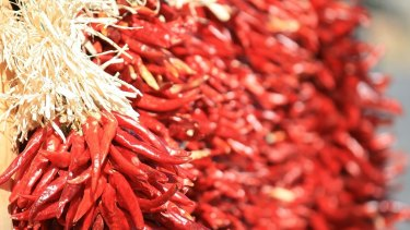 Chillis have been associated with reduced risk of death.