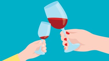 Parents may think that giving children sips of wine on holidays promote a healthy, festive attitude toward alcohol, but some studies show it correlates with problem drinking later.