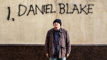 Pensioner rage: An elderly man fights for his rights and his dignity in Ken Loach's <i>I, Daniel Blake</i>.