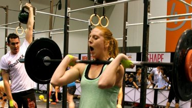 CrossFit is group personal training - if that isn't an oxymoron.
