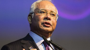 The chief of staff to Prime Minister Najib Razak was among six killed in a helicopter crash.