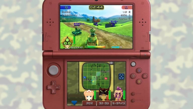 Nintendo sold 3 million 3DS hardware units during the period, down from 3.7 million a year ago.