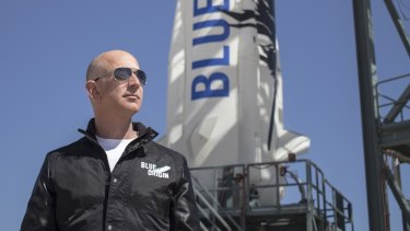 Bezos's fortune soared in 2015 and 2016 and he passed Warren Buffett as the world's third-richest person on Thursday.