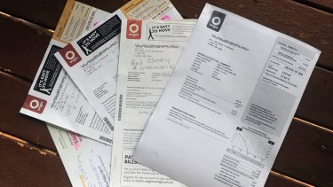 About 25,000 electricity customers in NSW are on hardship programs.