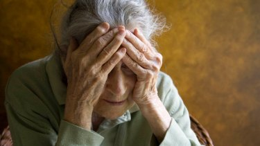 Adult children sometimes deny access to grandchildren if an elderly parent does not agree to be a guarantor.