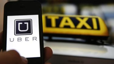Ride-sharing services like Uber used for work are not exempt from fringe benefits tax.