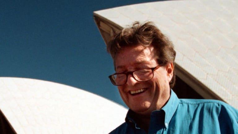 John Copley in Sydney in 2000.