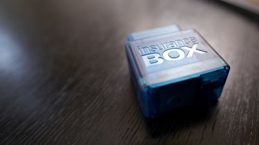 Insurance Box requires policy-holders to have a telematics box installed in their car.