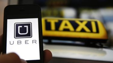 Uber drivers copped $128,000 in fines in one weekend.