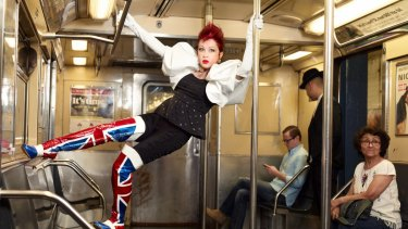 Lauper had a journey worthy of the most hardened hip-hop artist.