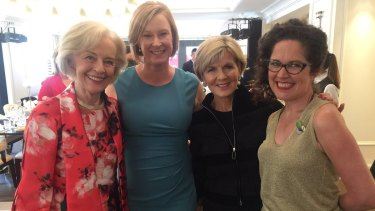 'It was pretty lonely': Julie Bishop on being the only woman in cabinet