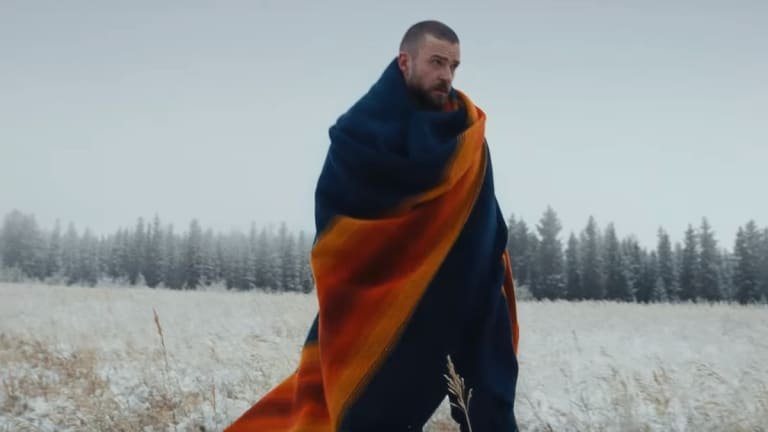 Justin Timberlake has been roasted over his new album teaser.