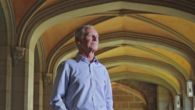 An MS diagnosis led Professor George Jelinek's quest to stop history