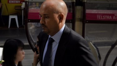 Muhammad Naveed, an Uber driver, was found guilty of sexual intercourse without consent at his trial at Downing Centre District Court.